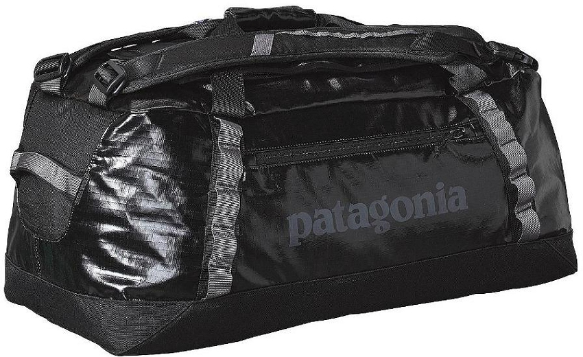 TL Patagonia black hole duffel bag 60l
