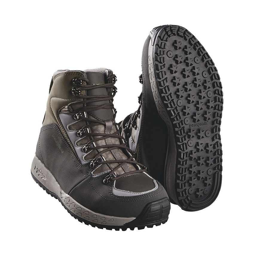 TL Patagonia ultralight wading boots sticky